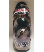 Star Wars Titanium Speeder Bike & Biker Scout Trooper New, sealed - $12.00