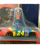 Kenner Jeff Gordon Takes Championship #24 Atlanta 1997 Toy Car & Driver ... - $6.30