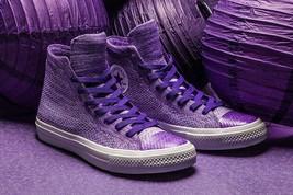 Converse Chuck Taylor All Star X Nike Flyknit Grape Purple 70s original ... - $100.60