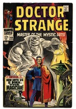 Doctor Strange #169 comic book 1st issue-Origin Retold-MCU-Movie-Marvel FN+ - $272.81