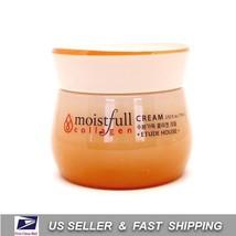 [ ETUDE HOUSE ] Moistfull Collagen Cream 75ml +New Fresh+ Free Sample - $19.29