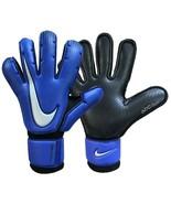 NIKE GK PREMIER GOALKEEPER GLOVES BLUE/BLACK SIZE 8 BRAND NEW $130 (GS03... - $69.20