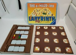 The aMAZEing Amazing Labyrinth Board Game by Ravensburger 1988  - $12.59