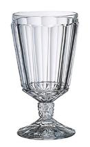 "VILLEROY & BOCH ""CHARLESTON"" SET OF 3 GOBLET CRYSTAL MADE IN GERMANY CL... - $74.75"