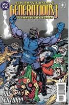 Superman Batman Generations 3 Comic Book #10 DC Comics 2003 NEAR MINT NE... - $3.50