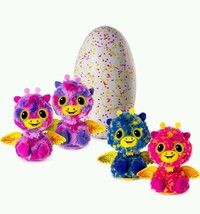 Hatchimals Surprise Giraven Hatching Egg Surprise Twin Interactive Perso... - $266.48