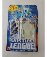 Justice League Unlimited Martian Manhunter Action Figure [Invisible] - $16.99