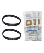12 VACUUM BAGS for BISSELL STYLE 1 & 7, 30861 + 2 Belts - $16.33