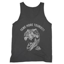 Jurassic World More Tourists Please Tank - $18.99+