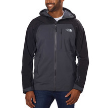 The North Face Men's Zero Gully Jacket Waterproof Adjustable Hoody, Size M - $158.39