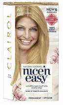 Clairol Nice'n Easy Permanent Hair Color, 8G Medium Golden Blonde - $17.81