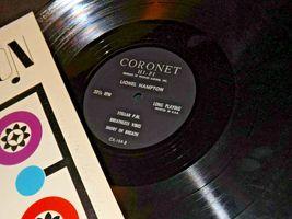 Lionel Hampton, Quincy Jones, Wes Montgomery, and Charlie Parker AA-191715 Vint image 5