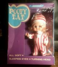 70s Original Horsman Pooty Tat Doll Irene Szor Design Red/white USA made Box NOS - $28.04