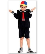 KIKO Quico Chavo del Ocho Party Costume XXSMALL Kid Boy Toddler Child Ha... - $42.52