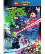WARNER HOME VIDEO LEGO DC SUPER HEROES JUSTICE LEAGUE COSMIC CLASH new s... - $15.68