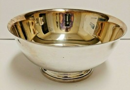 """Gorham Silver Electroplated Footed 9"""" Bowl Estate Sale YC781 - $21.49"""