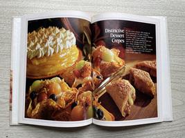 Vintage 1975 BHG Crepes Cook Book - hardcover image 5