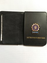 026f55a3a779 NYC Detective Badge Cut-Out and ID Card and 50 similar items