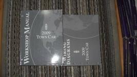 2009 LINCOLN TOWN CAR Service Repair Shop Workshop Manual Set FACTORY OE... - $87.62