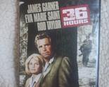 """36 Hours"" (DVD, 1964) James Garner/Eva Marie Saint/Rod Taylor"