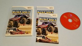 Bigfoot: Collision Course (Nintendo Wii, 2008) - $8.41