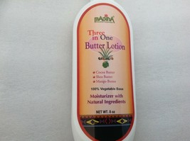 Madina Three in one Butter Lotion Shea Butter Mango Butter Cocoa Butter ... - $14.36
