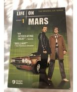 Life On Mars Series 1 The Original U.K Series DVD INCLUDES BONUS - $49.50
