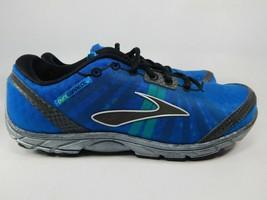 Brooks Pure Connect Size US 8 M (D) EU 41 Men's Running Shoes Blue 1101081D349
