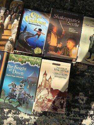 HOMESCHOOL LITERATURE Middle Ages Sonlight Homeschool Books 6th- High School