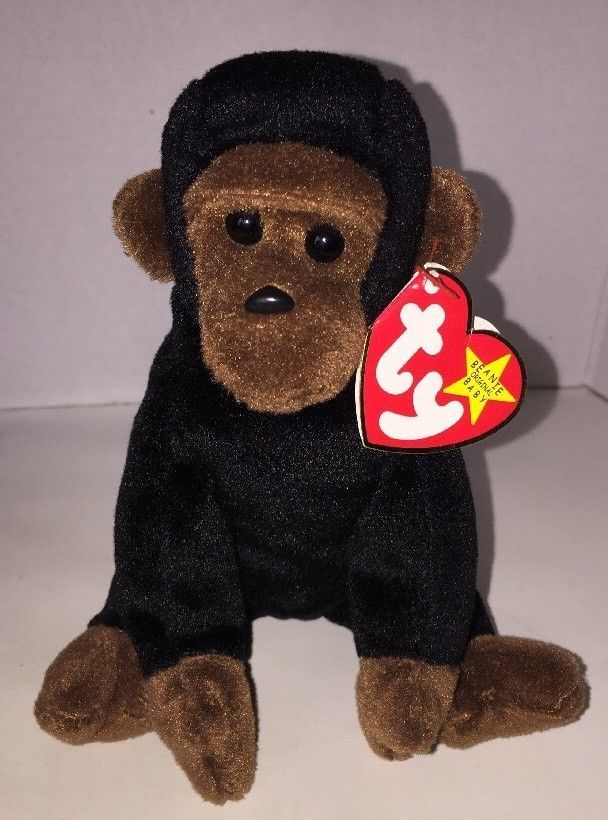 4be5594a8a0 Ty Congo Beanie Baby Gorilla Monkey Mwmt 5th and 23 similar items