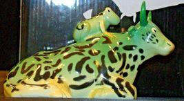 CowParade Mother Frog Item # 9207 Westland Giftware AA-191894 Vintage Collectib image 5