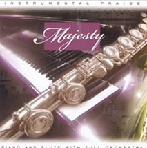 Instrumental Praise Series: Majesty Cd image 1