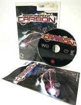 Need for Speed: Carbon (Nintendo Wii, 2006) + Free Shipping! image 1