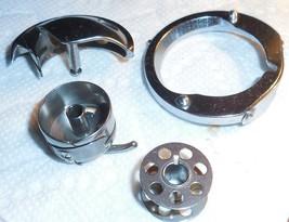 Kenmore 158.14300 Bobbin Case, Hook, Race Cover Complete Class 15 Parts - $22.50