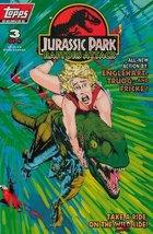 Jurassic Park: Raptors Attack, Edition# 3 [Comic] Englehart, Steve - $5.79