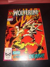 Wolverine #9 Marvel Comic Book VF 8.5 Condition 1989 X-Men - $3.99