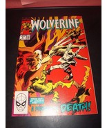 Wolverine #9 Marvel Comic Book VF 8.5 Condition 1989 X-Men - $3.99
