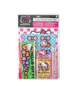 Hello Kitty 11 Piece Stationery Set  School Supplies - NEW - $17.07