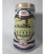 Great American Achievement Miller Brewing Co First River Steamer Beer Mu... - $10.29