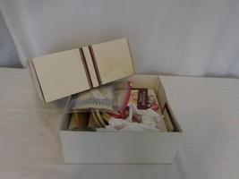 American Girl Pleasant Company Kirsten Birthday Rowe Pottery Set w/ Box Retired - $381.17