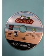 Sims 2: Castaway (Sony PlayStation 2, 2007) - $8.91