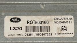 2006 Land Rover Range Sport L320 Suspension Control Module Unit Rqt500160 image 3