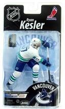 Mcfarlane NHL Figure Ryan Kesler Collector Bronze Variant White Jersey - $24.26