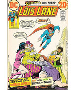Superman's Girlfriend Lois Lane Comic Book #126, DC Comics 1972 FINE+ - $12.13