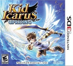 Kid Icarus: Uprising [video game] - $44.10