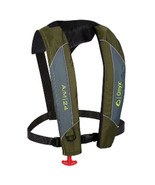 Onyx A/M-24 Automatic/Manual Inflatable PFD Life Jacket - Green - $168.55
