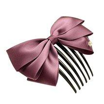 Beautiful Hair Clips Set of 2 Hair Combs Pins Girl Fashion Lady Hair Decorations