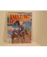 Amazing Stories Magazine Science Fiction Aug 1993 #585 Bova Sci-Fi rih A... - $2.49