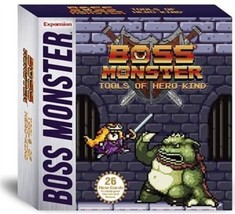 Boss Monster Card Game Tools of Hero-Kind Expansion Brotherwise Games BG... - $12.99