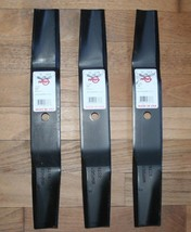 "Three 15"" Rotary 3378 Lawn Mower Blades Grasshopper  Replaces 320232 - $34.99"